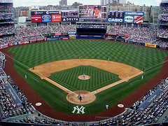 Yankee Stadium, taken by Matt Boulton